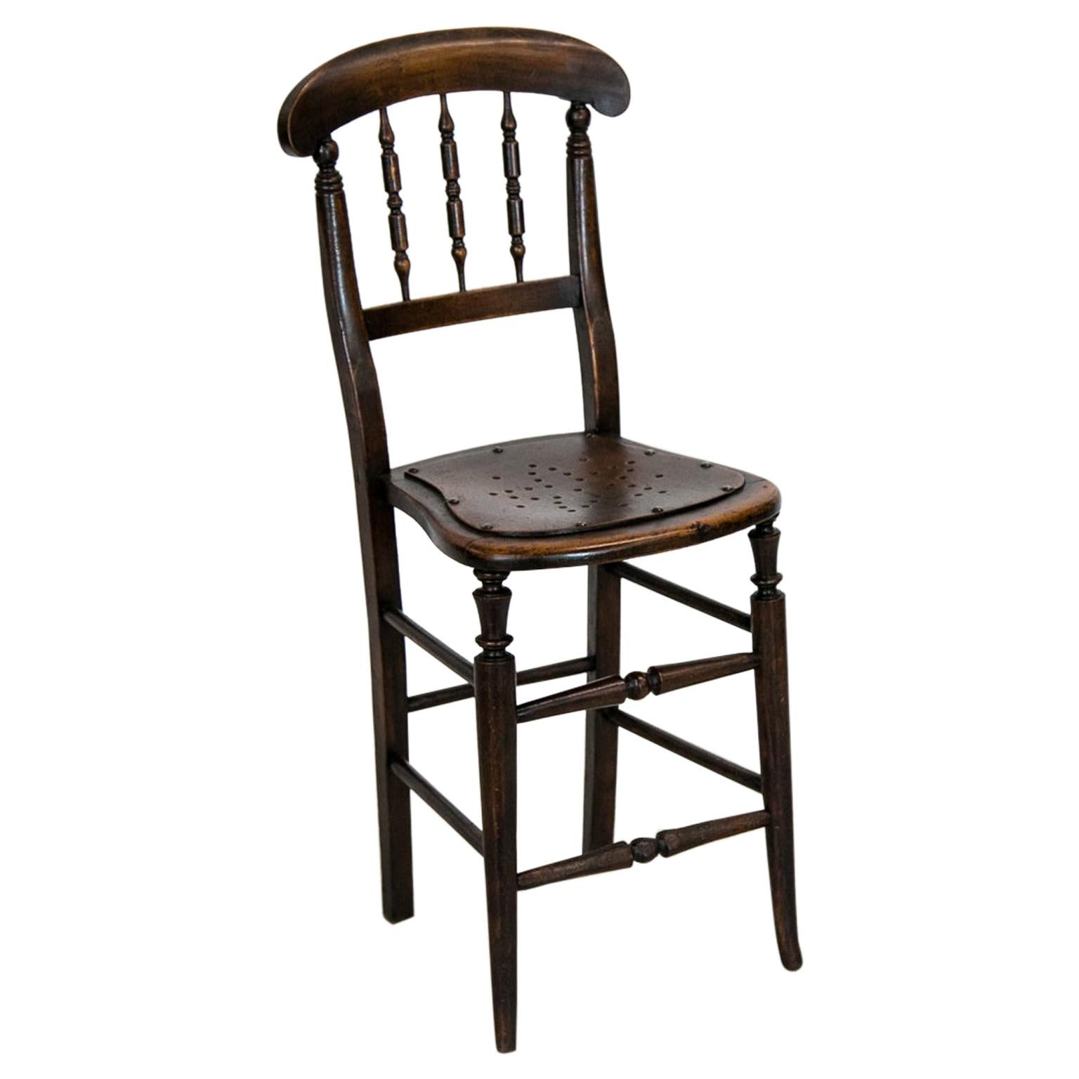 English Child's, Chair