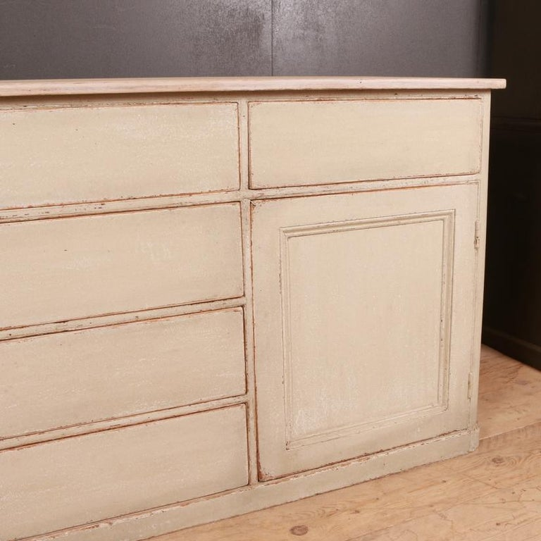 English Country Dresser Base In Good Condition For Sale In Leamington Spa, Warwickshire