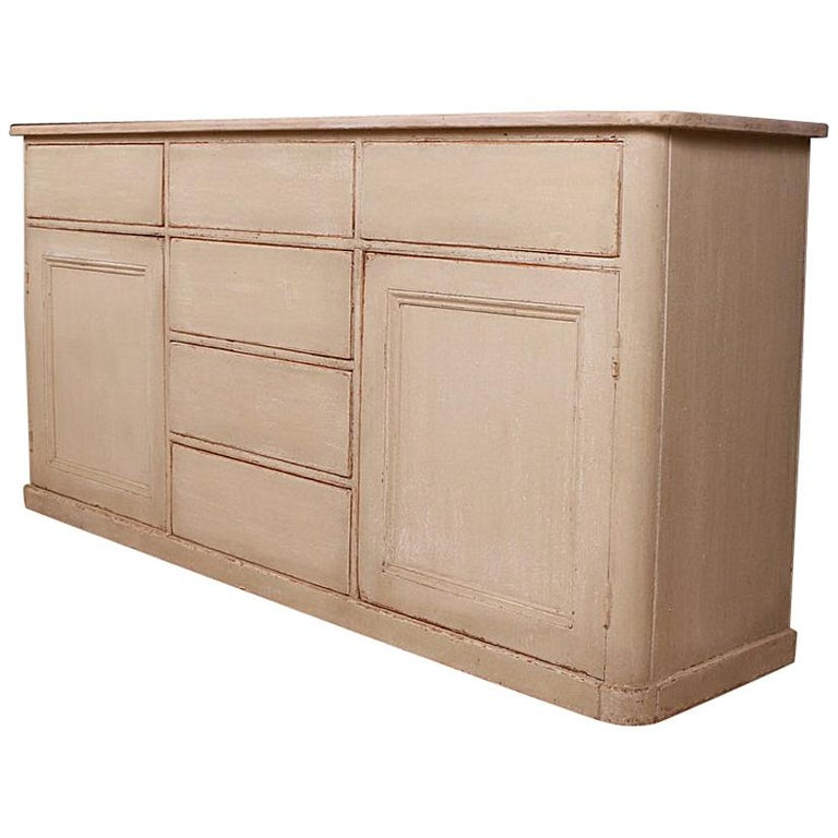 English Country Dresser Base For Sale