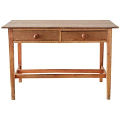 English Country Farmhouse Writing or Work Table