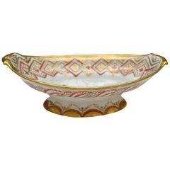 English Early 19th Century Coalport Dish