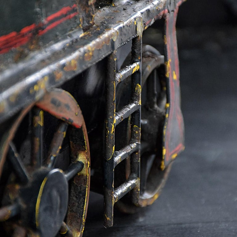 English Early 20th Century Amazing Scratch Built Locomotive For Sale 1