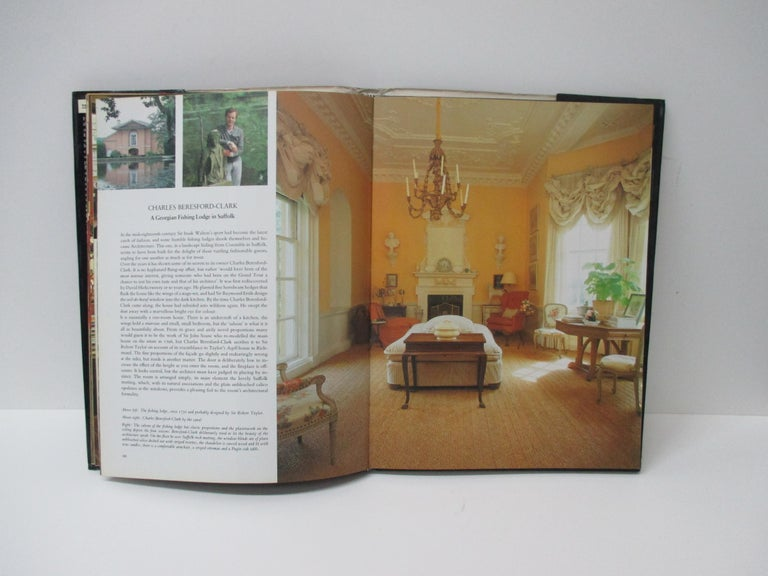 European English Elegance Hardcover Decoration Book For Sale