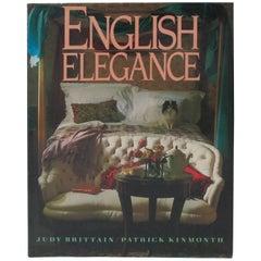 English Elegance Hardcover Decoration Book