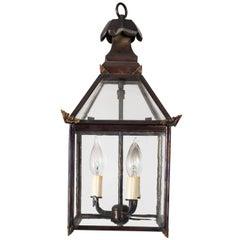 English Exterior Lantern