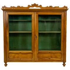 English Fruitwood Cupboard/Cabinet