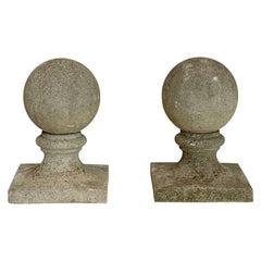 English Garden Stone Coping Balls 'Individually Priced'