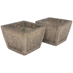English Garden Stone Cotswold Pots or Planters 'Individually Priced'