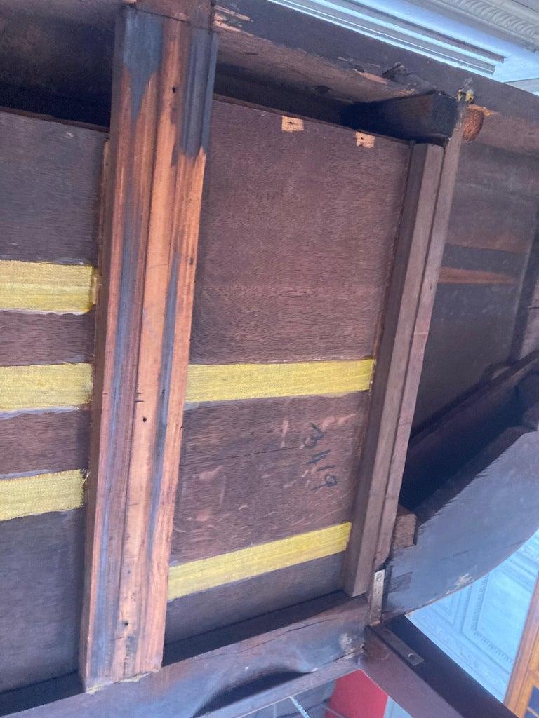 English George III Mahogany Sideboard For Sale 8