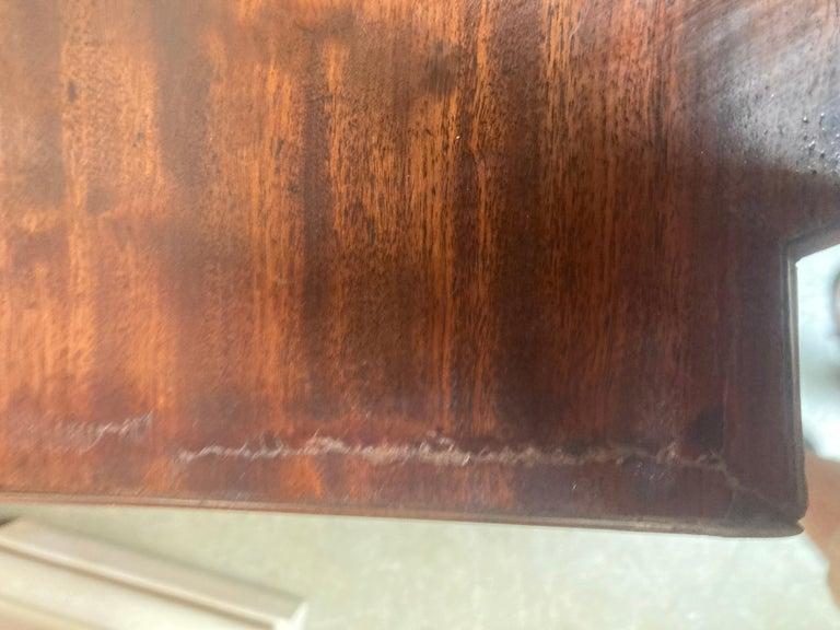 English George III Mahogany Sideboard For Sale 11