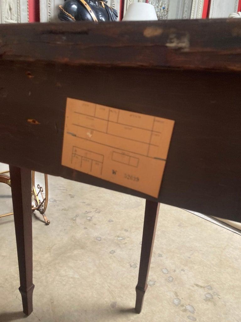 English George III Mahogany Sideboard For Sale 12