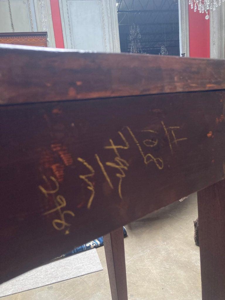 English George III Mahogany Sideboard For Sale 14