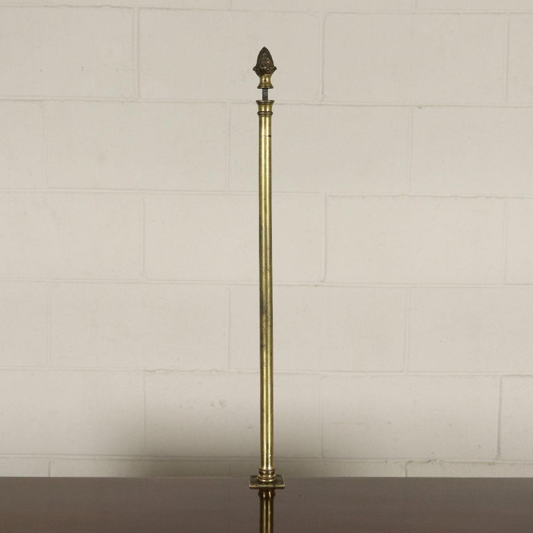 English George III Sideboard Mahogany Maple Ebony Bro Brass, circa 1790 For Sale 4