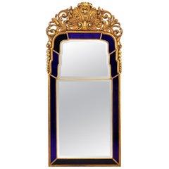 English Georgian Mirror