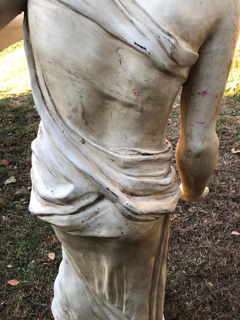 English Headless Life-Sized Classical Figure of Venus For Sale 12