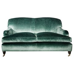 English Howard Sofa, 20th Century