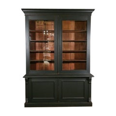 English Library Bookcase