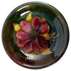 English Moorcroft Pottery Bowl