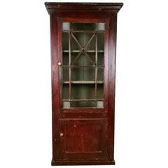 English Narrow Cupboard