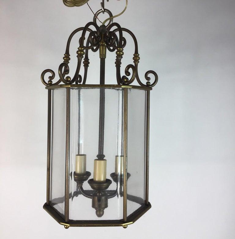 English Nautical Lantern For Sale 1
