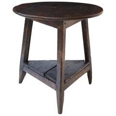Folk Art End Tables