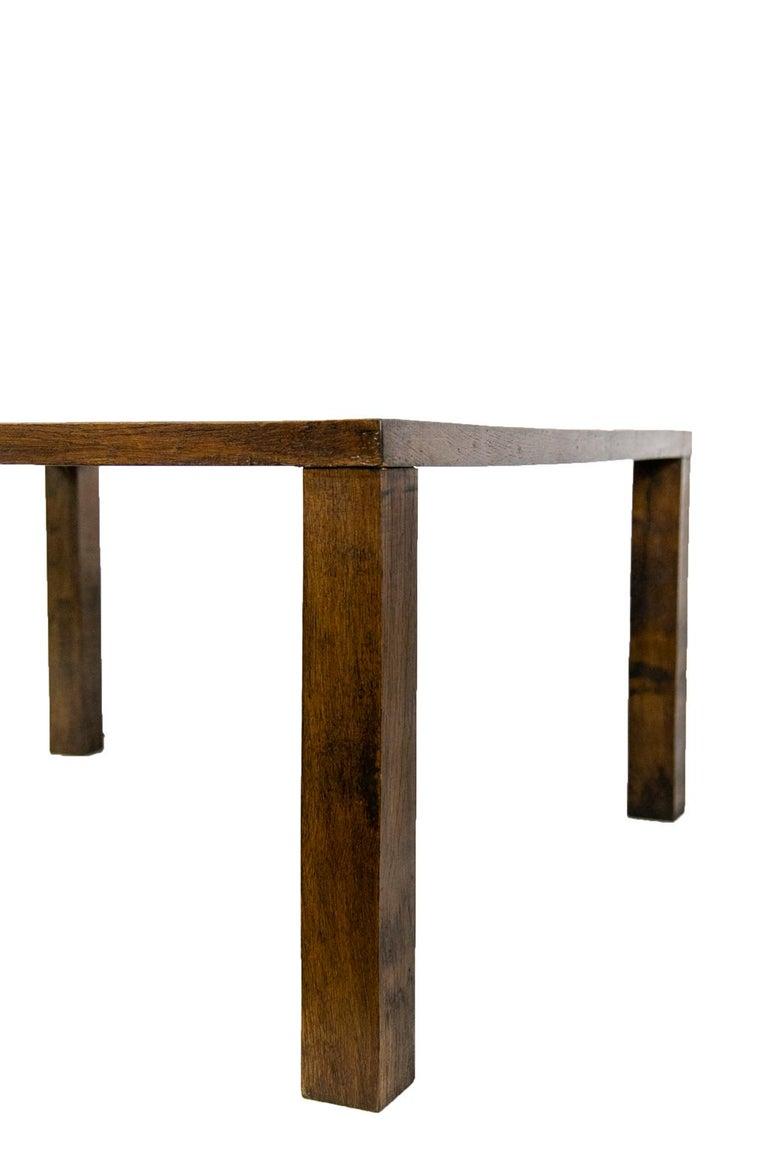 English Oak Coffee Table 1