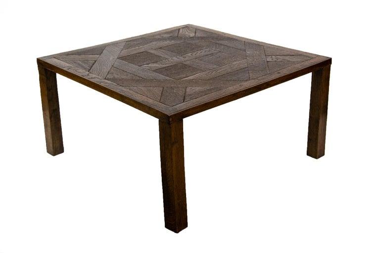 English Oak Coffee Table 2