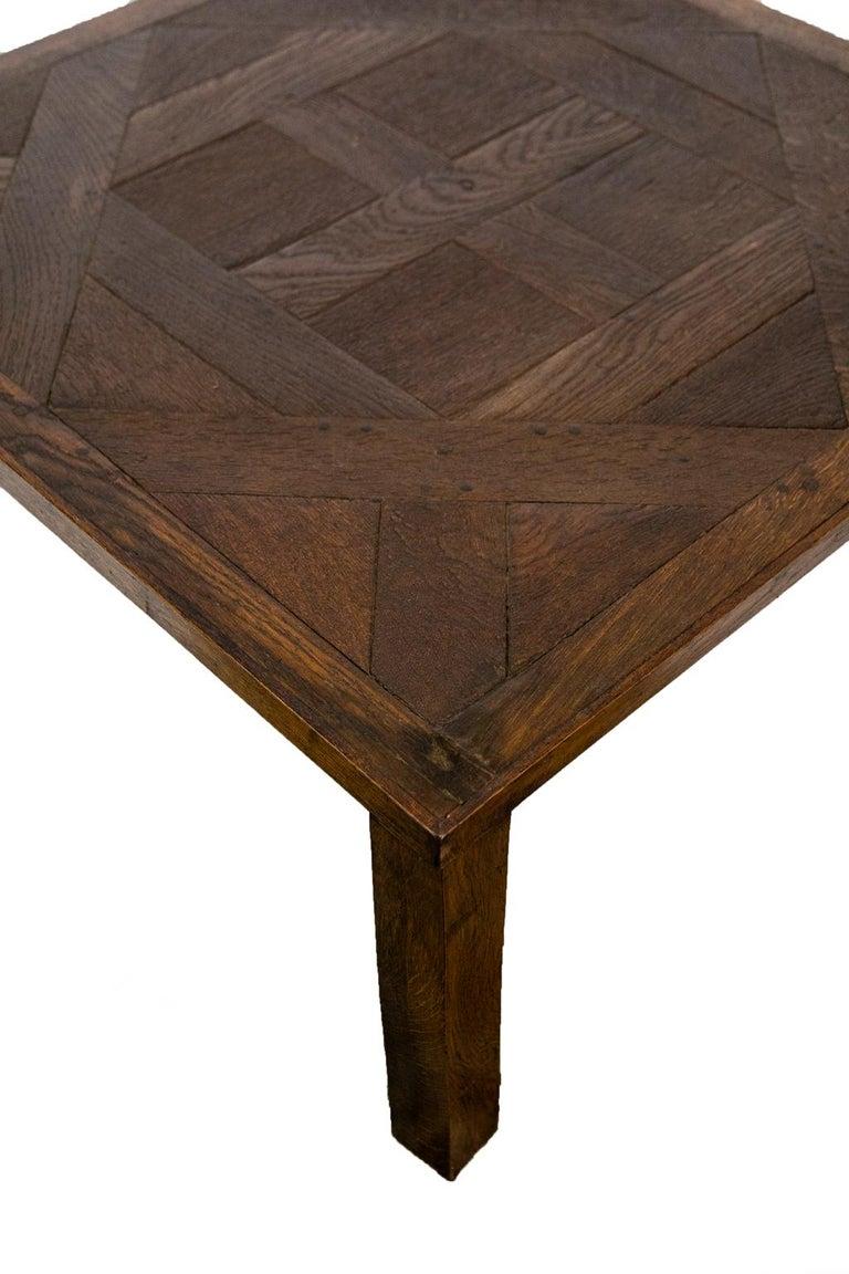 English Oak Coffee Table 3