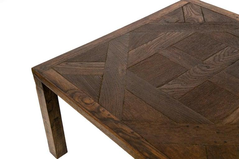 English Oak Coffee Table 4