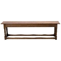 English Oak Joint Bench