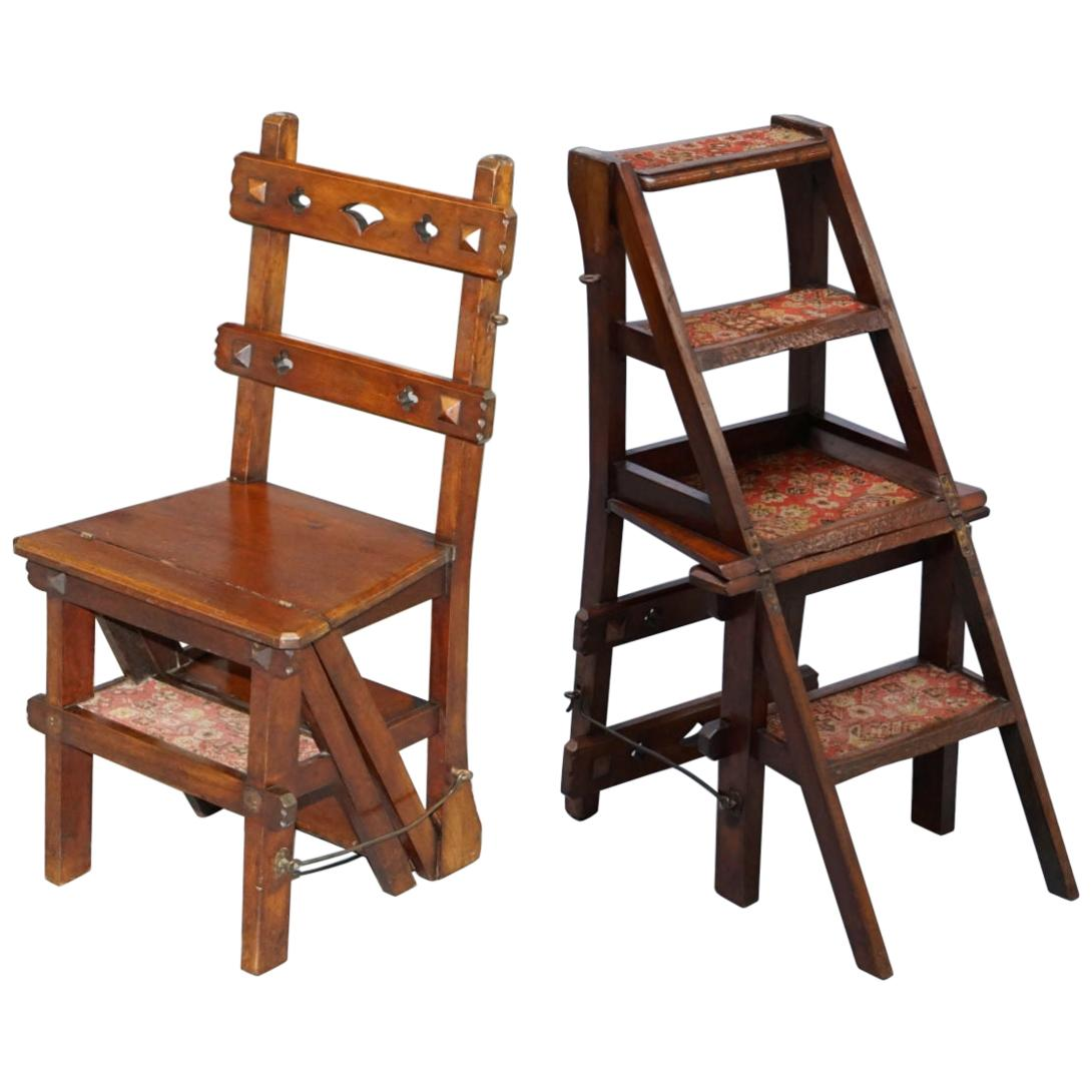 Prime Arts And Crafts Chairs 136 For Sale At 1Stdibs Machost Co Dining Chair Design Ideas Machostcouk