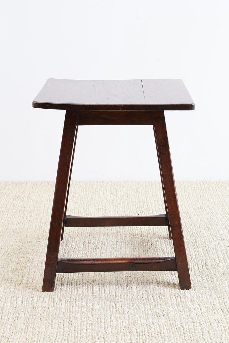 Enjoyable English Oak Tavern Or Pub Table Interior Design Ideas Clesiryabchikinfo