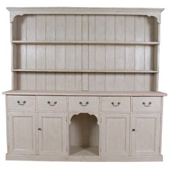 English Painted Dresser