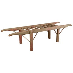 English Pig Bench / Coffee Table