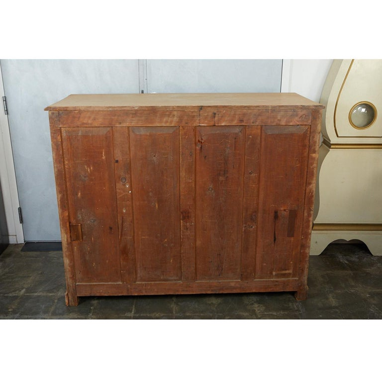 English Pine Cabinet or Cupboard For Sale 4