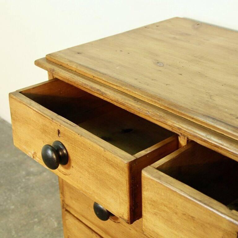 English Pine Chest of Drawers For Sale 2