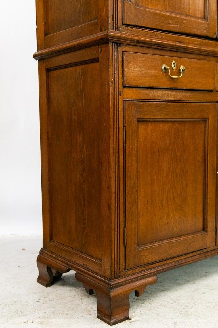 English Pine Cupboard For Sale 7