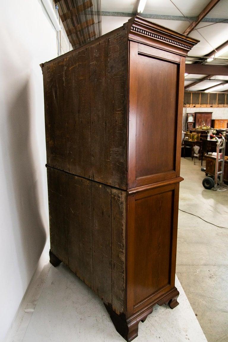 English Pine Cupboard For Sale 8