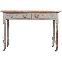 English Pine Desk