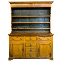 English Pine Welsh Dresser