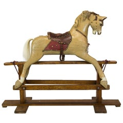 English Platform Hobby Horse