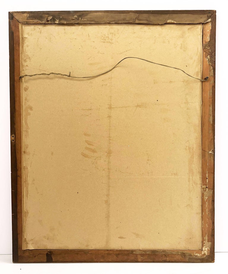 English Rectangular Maple and Giltwood Framed Mirror For Sale at 1stdibs