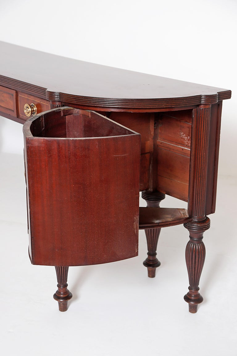 English Regency Celleret Sideboard, circa 1810 For Sale 7