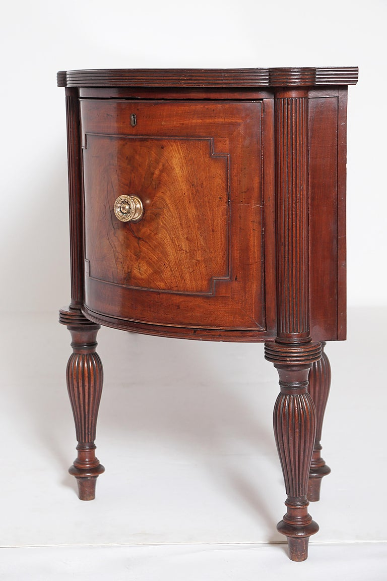 English Regency Celleret Sideboard, circa 1810 For Sale 9