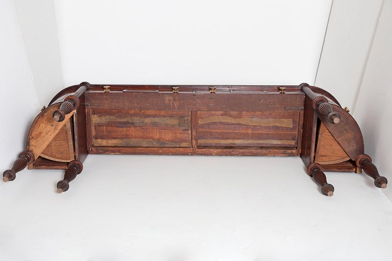 English Regency Celleret Sideboard, circa 1810 For Sale 13