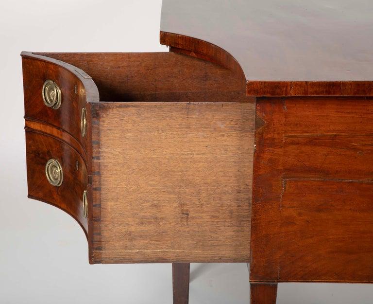 English Regency Mahogany Sideboard For Sale 7