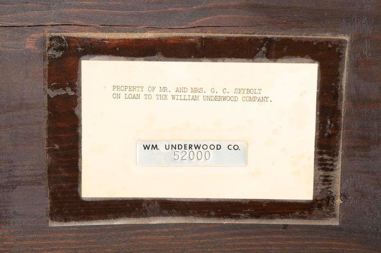 English Regency Mahogany Sideboard For Sale 10