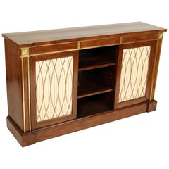 English Regency Server / Bookcase