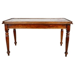 English Regency Console or Side Table