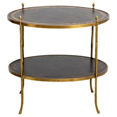 English Regency Style Cocktail Table
